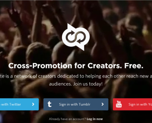 Co-Promote-network